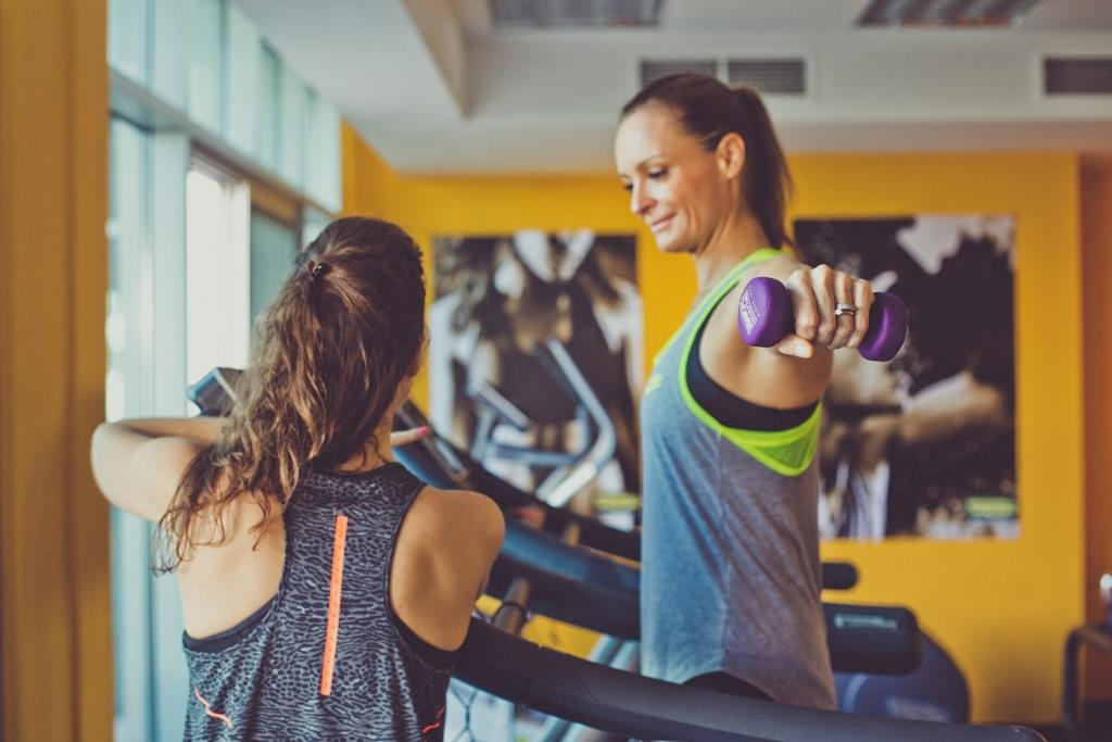 Fitness Personal Training for Women